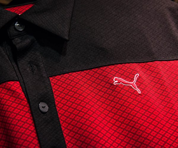 Red Puma top